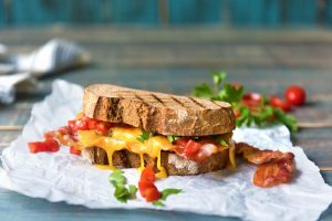 Bacon Butty - British Meals