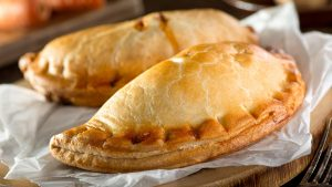 Cornish Pasties - British Meals