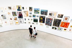 Check out Art Exhibitions in London's best Art Galleries to take your mind off Lockdown