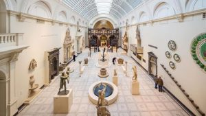 Explore one of London's fantastic museums