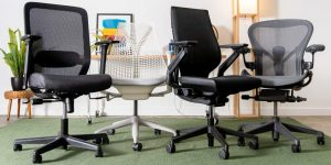 Quality Chairs for Quality Work