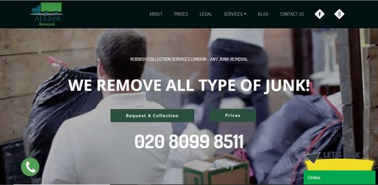 London-junk-removal-business-offering-rubbish-sorting-and-recycling
